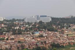 Segregation in Kigali, Rwanda. Credit: Irfan Shakil, Khulna University, Bangladesh.