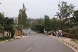 Cleanliness in Kigali, Rwanda. Credit: Irfan Shakil, Khulna University, Bangladesh.
