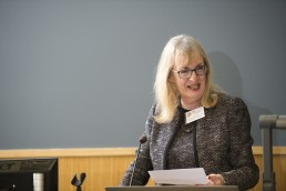 Professor Anne Anderson launches SHLC