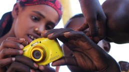 Participatory photography, Ethiopia. Credit: David Walker/ODI