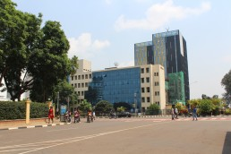 Central Business District, Kigali, Rwanda. Credit: Gail Wilson