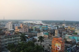 River bank, Khulna, Bangladesh. Credit: Irfan Shakil, Khulna University