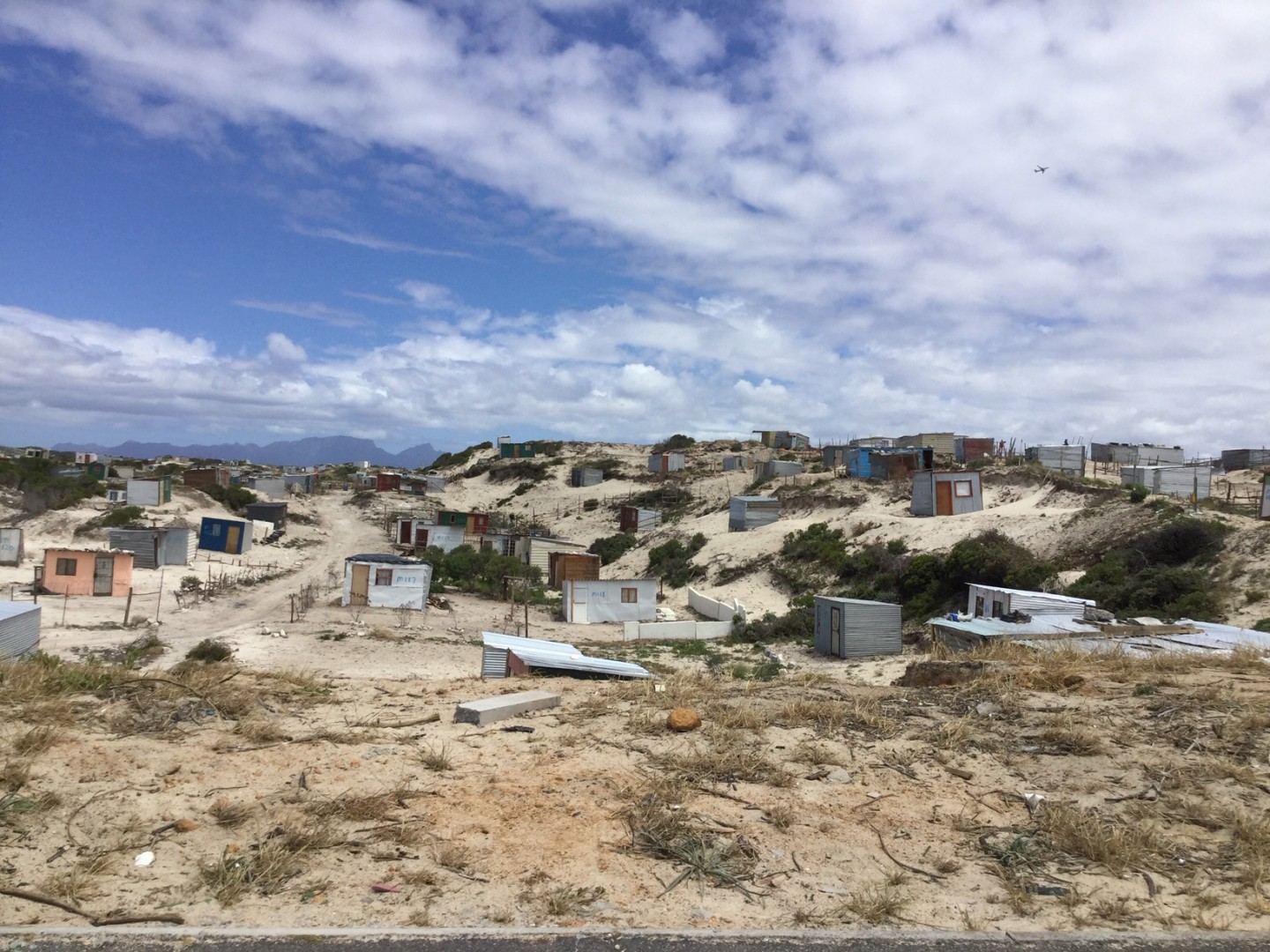 Housing pressures, Cape Town, South Africa. Credit: Ivan Turok, Human Sciences Research Council