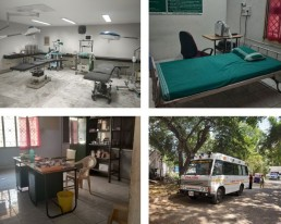 Urban Health Centres in Madurai, India. Credit: Arvind Pandey, NIUA