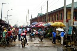 Egbeda, Lagos, Nigeria. Credit: Wikicommons