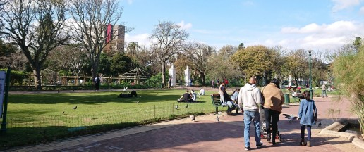 The Company's Garden, Cape Town. Credit: Zubeida Lowton, University of Glasgow
