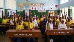 Students in Primary Seven at Zanaki Primary School, Tanzania. Credit: Sarah Farhat / World Bank