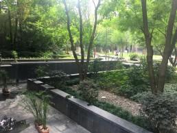'Great park' neighbourhood, Hot Spring housing estate, Chongqing, China. Credit: Kehan JI.
