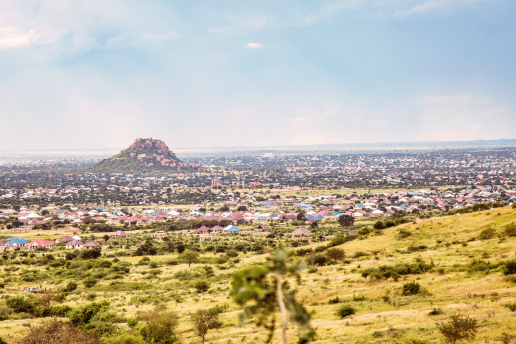 Panoramic view of Dodoma city, Tanzania. Credit: Ifakara Health Institute