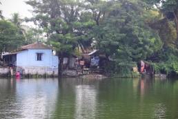 Pond matters, People still resort on ponds for bathing, washing and other everyday uses. Maheswar pasha, Khulna, Bangladesh. Credit: Irfan Shakil and Nishat Tasnim Maria.