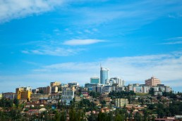Grow city, Kigali, Rwanda. Credit: Dan Nsengiyumva
