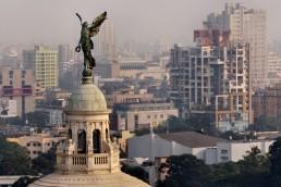The Victoria memorial, Kolkata, India. Credit: Sourav Karmakar.