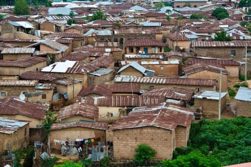 Lagos, Nigeria. Credit: Flickr, Andrew Moore