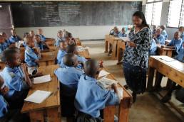 Epac Primary school, Kigali, Rwanda. Credit: Flickr