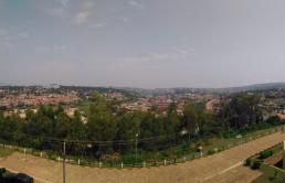 Skyline of Kigali, Rwanda. Credit: Irfan Shakil, Khulna University, Bangladesh.