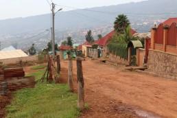 Peri urban Kigali, Rwanda. Credit: Irfan Shakil, Khulna University, Bangladesh.