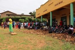 Community participatory activities and meetings, Kigali, Rwanda. Credit: Irfan Shakil, Khulna University, Bangladesh.