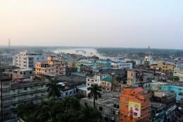Khulna River Bank, Bangladesh
