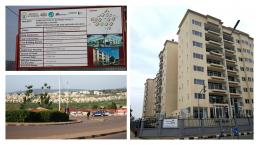Commercially Developed Housing Estates, Kigali, Rwanda. Ya Ping Wang, University of Glasgow
