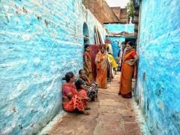 Women Sanitation Workers India. Credit: Nilanjana Bhattacharjee.