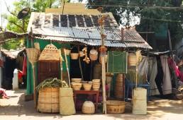 Local Crafts: a symbol of local culture, Arualdaspuram, Madurai, India. Credit: Arvind Pandey, NIUA