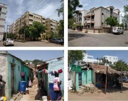 Housing in Madurai, India. Credit: Arvind Pandey, NIUA