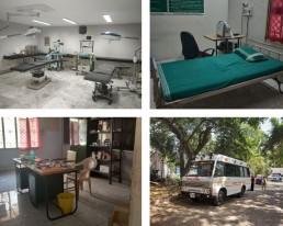 Urban Health Centres in Madurai, India. Credit: Arvind Pandey, NIUA