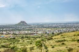 View of Dodoma city, Tanzania. Credit: Ifakara Health Institute.
