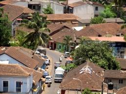 Old Latin quarters of Goa, India. Credit: Devarupa Gupta