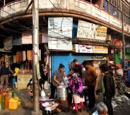 Old China market of Kolkata, India. Credit: Devarupa Gupta