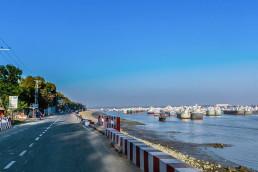 Patenga Road, Chattogram, Bangladesh. Credit: Moheen Reeyad