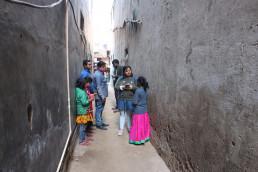 Participatory Research in Gurugram, Haryana, India. Credit: S. Ram Aravind