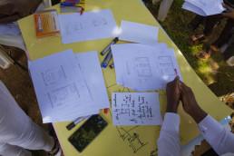 Community workshop in Akabahizi, Kigali, Rwanda. Credit: Josephine Malonza, University of Rwanda
