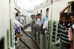 Population and urbanisation in India. Credit: UN Photo/Kibae Park
